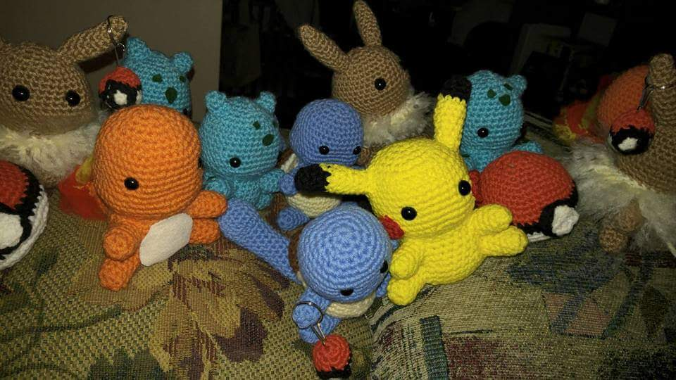 Meet the Amazing Mom Who is Crocheting These Pokémon Characters ... | 540x960